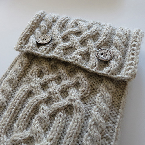 Celtic Mini Tablet Case Pattern