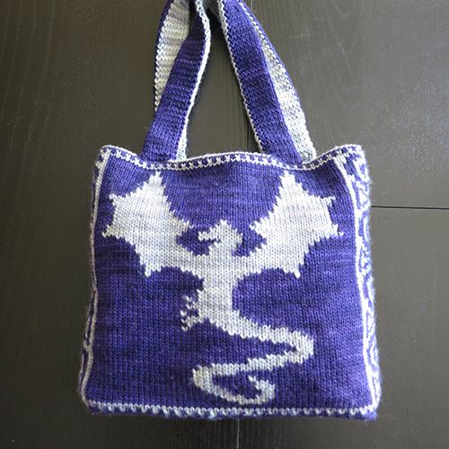 Reversible Dragonflight Bag Pattern