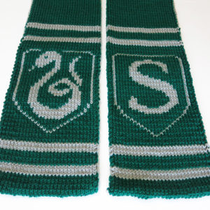 Slytherin Spirit Scarf