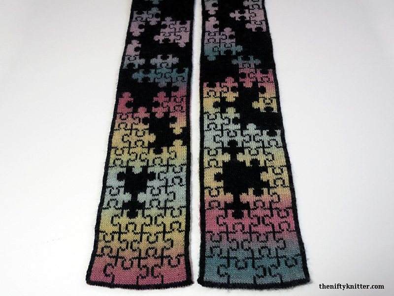 Puzzlin' Scarf