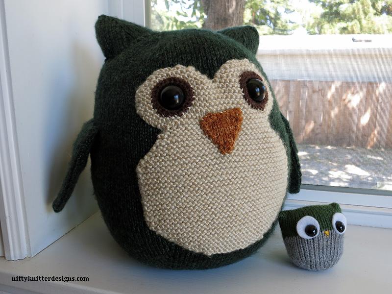 Giles the Owl