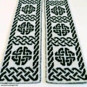 Celtic Ward Scarf