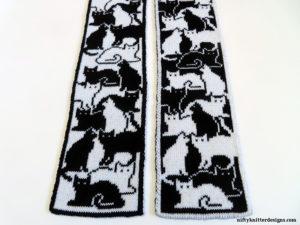 Herding Cats Scarf