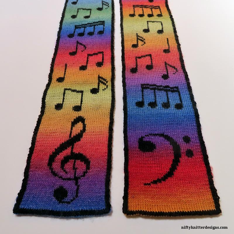Musical Scarf