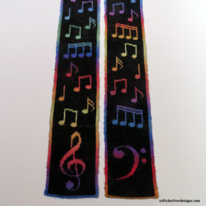 Musical Scarf