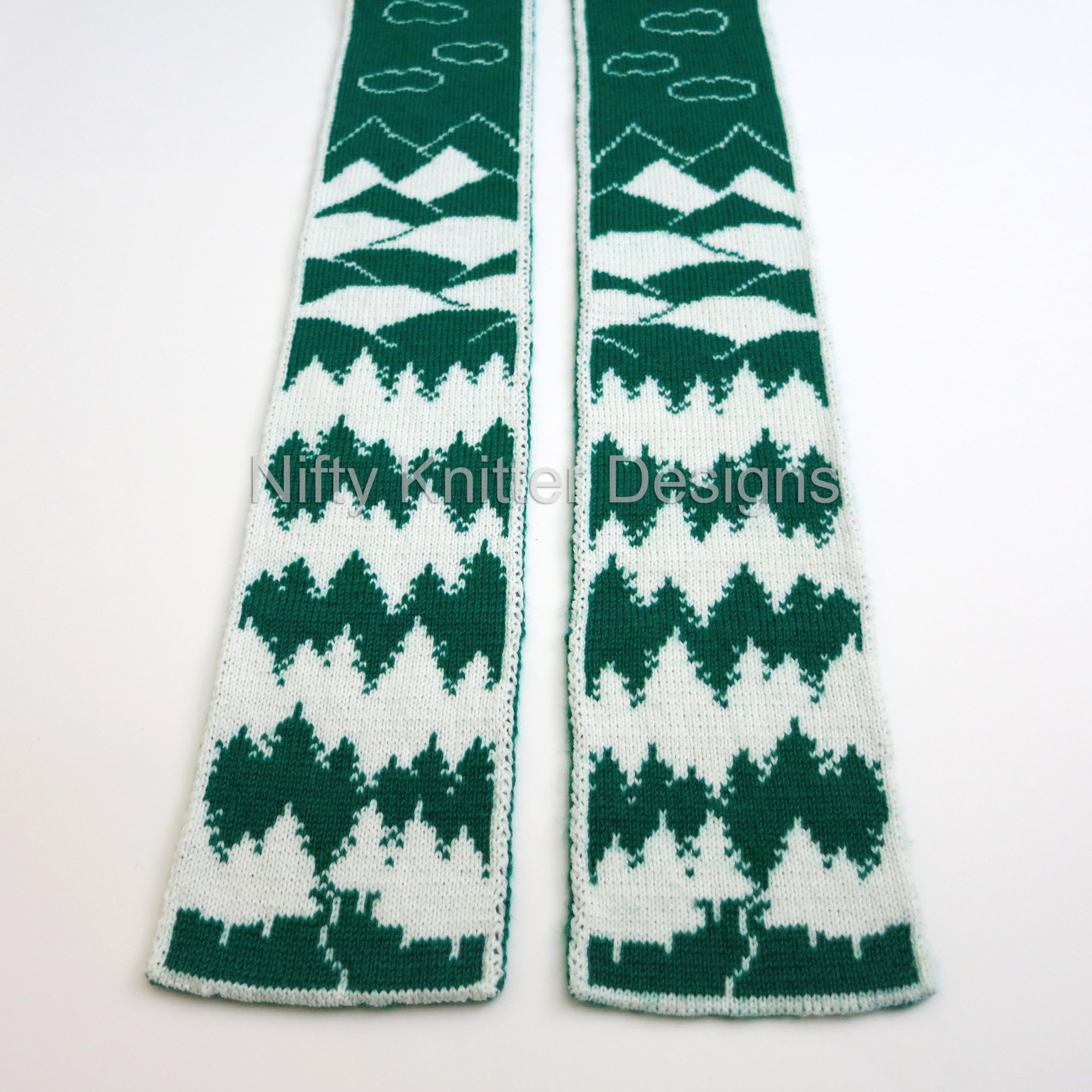Into the Woods Scarf